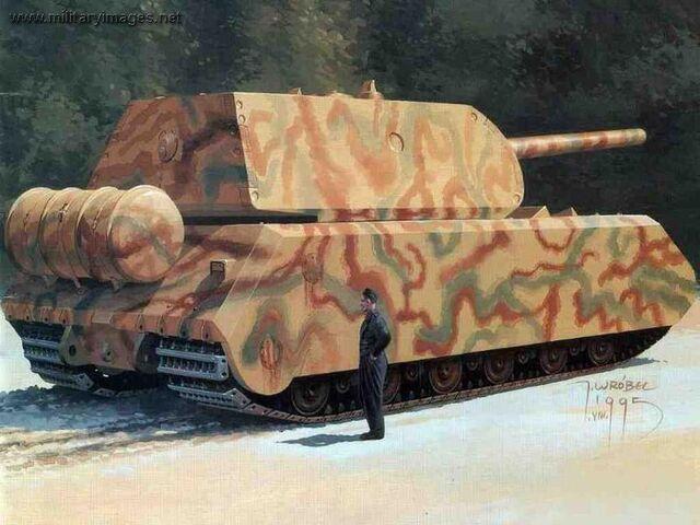 File:Maus Tank.jpg