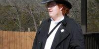 Sheriff Rosco G. Cooper