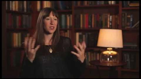 Lauren Kate - Teardrop (Interview)