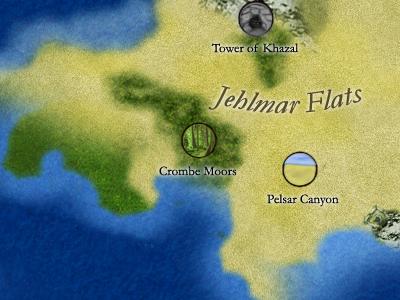 Jehlmar Flats