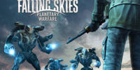 Falling Skies: Planetary Warfare