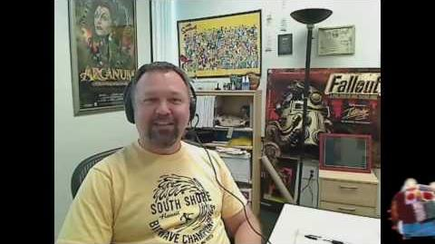 Matt Chat 66 Fallout with Tim Cain, Pt. 1