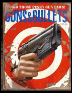 Guns and bullets - gun laws
