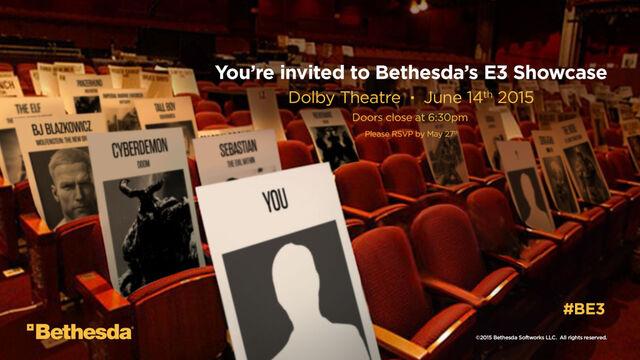 File:Bethesda E3 Invite.jpg