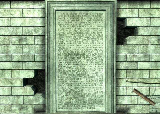 File:FO3 LincolnMemorial GettysburgAddress.png