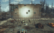 FO4FH Eden Meadows Cinemas ghouls