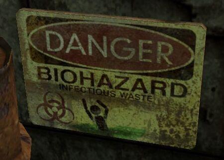Danger- Biohazard