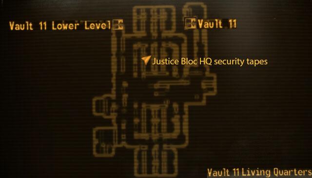 File:Vault 11 living quarters loc map.jpg