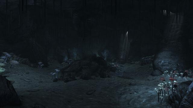 File:Fallen Rock Cave interior.jpg