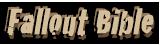 Fallout Bible logo