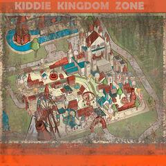 NW Park Map Kiddie Kingdom