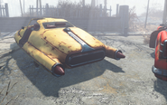 FO4 Coupe Rear View