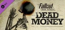 Dead Money Steam banner