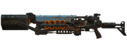 Shielded gauss rifle fo4