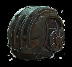 Sentry bot helmet