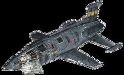 Fo3 Delta XI Rocket