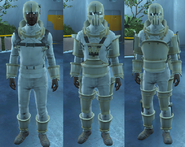 Institute armors