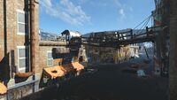 Hyde Park overpass