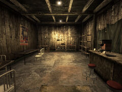 NCR Ranger safehouse diner