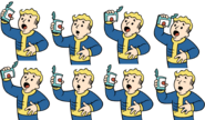 VaultBoy AnimationsFoodLow