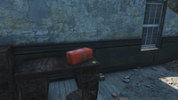 FO4 SSG Michael Daly Holodisk