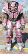 FO4 X-01 Hot Pink