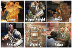 FO4NW Amoral Combat Challengers