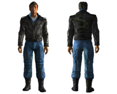 Tunnel Snake outfit