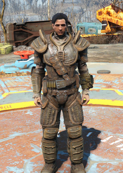 Armor Ring Id Fallout