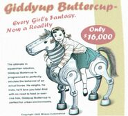 Giddyup Buttercup