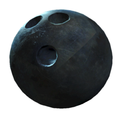 Fo4 bowling ball