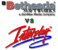 Bethesda vs Interplay