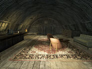 Loyal's house interior