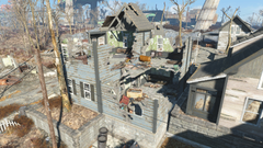 FO4 Torn Journal Page Blue House