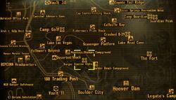 Ranger Station Alpha loc