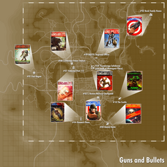 Fo4 map guns and bullets