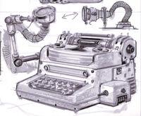 Typewriter CA1
