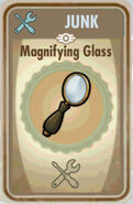 FoS Magnifying glass Card