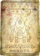 Total hack robots cover
