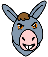 File:Donkey icon.png