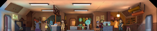 File:Fallout Shelter 1.4 Update Outfit Workshop.png