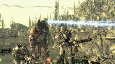 Fallout 3 Broken Steel DLC Trailer