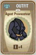 FoS Agent provocateur Card