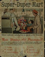 Super-Duper Mart poster