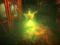 Stefan emitting radiation