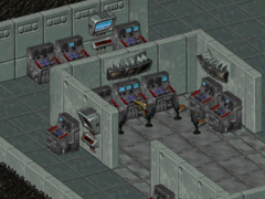 Vault 8 central computer