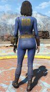 Fo4FH vault 118 jumpsuit female