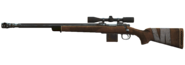 FO4 Compensated hunting sniper rifle