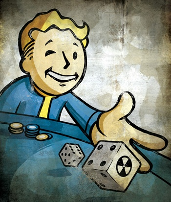 Gambling in fallout 3 casino gambling in oklahoma