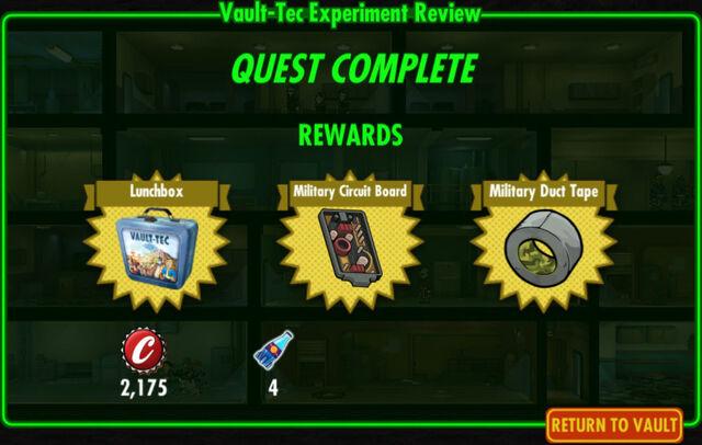 File:FoS Vault-Tec Experiment Review C rewards.jpg